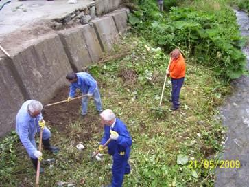 Еколошка акција за чистење