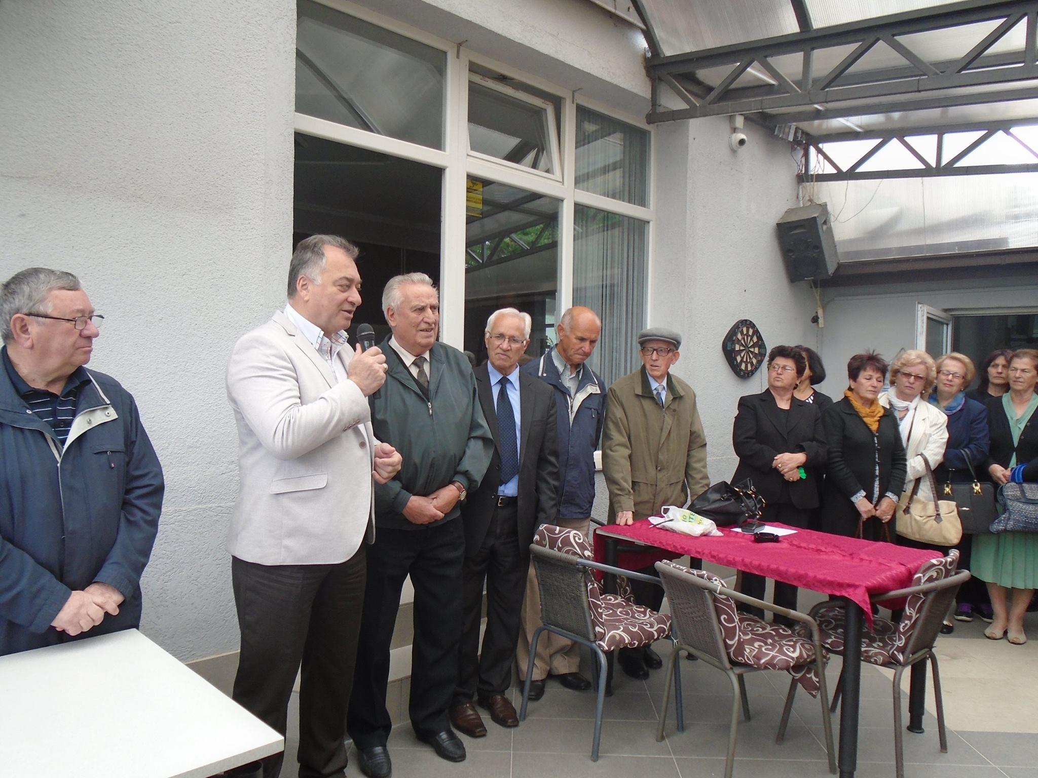 Традиционални пензионерски спортски натпревари во Крива Паланка