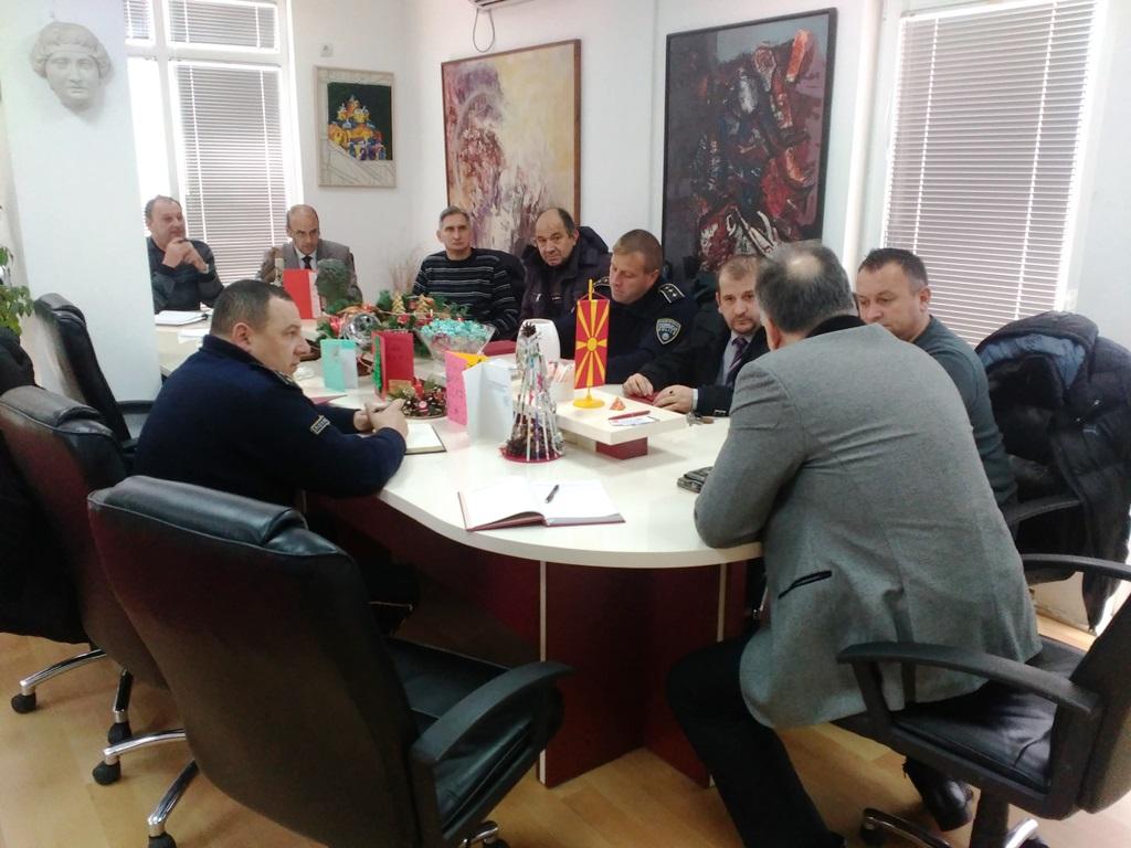 Одржан состанок за зимско одржување