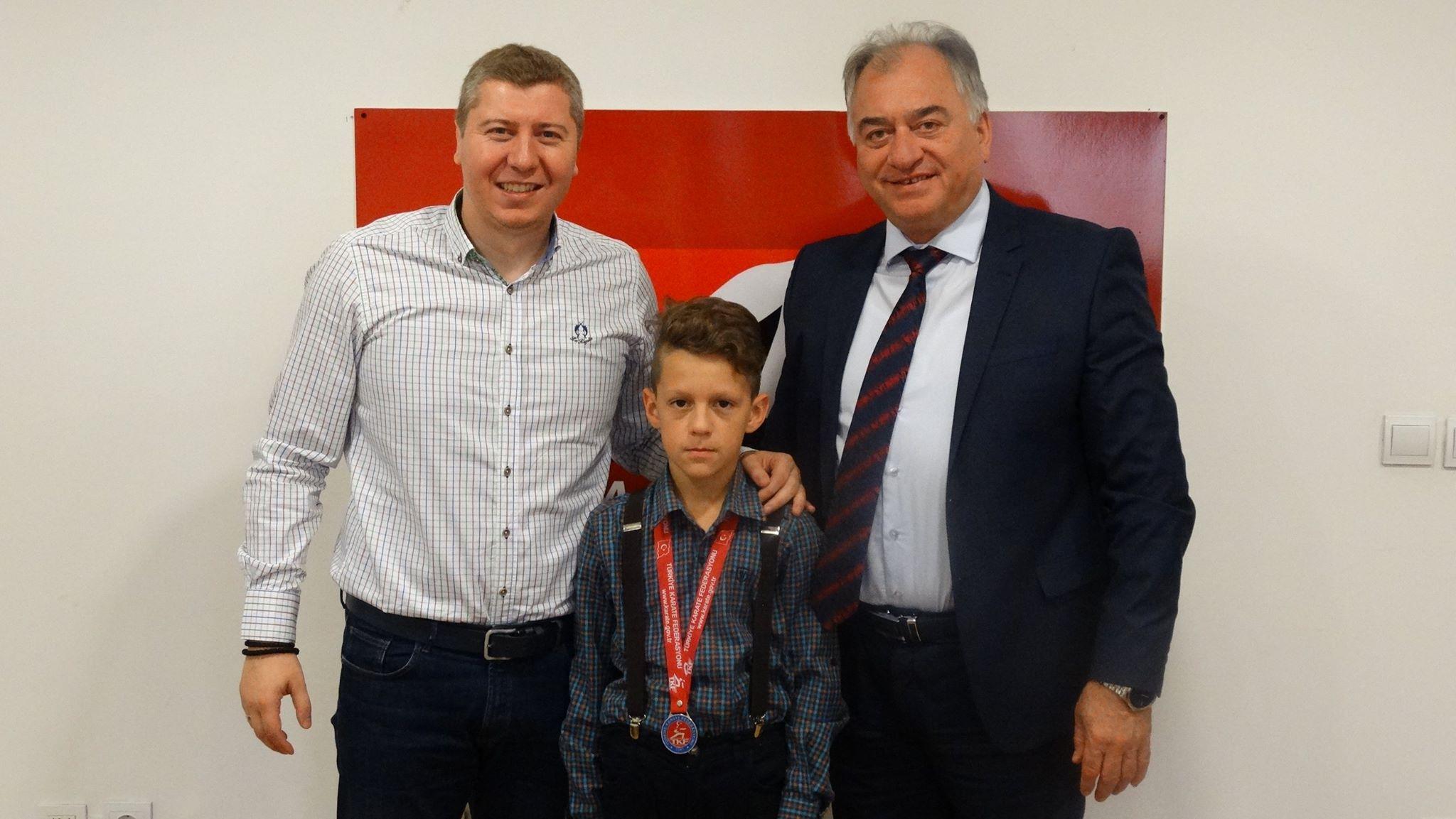 Прием во Агенцијата за млади и спорт за Вукашин Јовановиќ