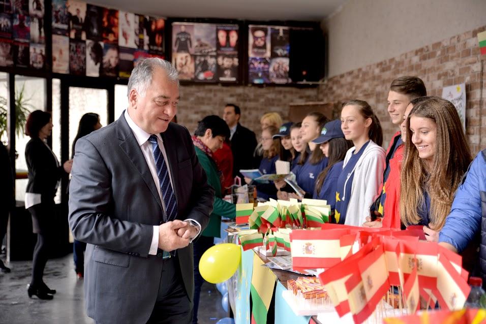 Во Крива Паланка прославен Денот на Европа, 9 Мај