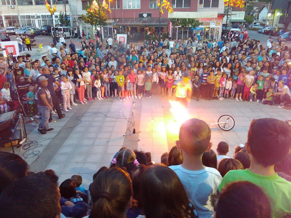 Баскерфест по петти пат во Крива Паланка