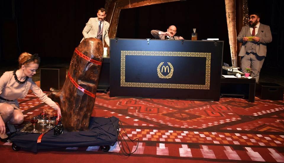 Започна деветтиот Меѓународен театарски фестивал Свети Јоаким Осоговски