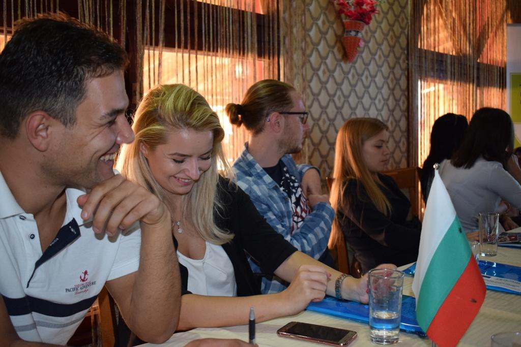 Младите се обучуваа за претприемништво во туризмот