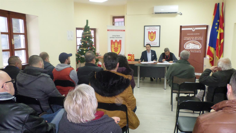 Градоначалникот го најави повикот за доделување финансии од Општината на здруженијата и спортските клубови