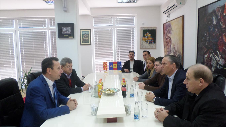 """Работна средба на тимовите за имплементација на проектот """"Туризам без граници"""""""