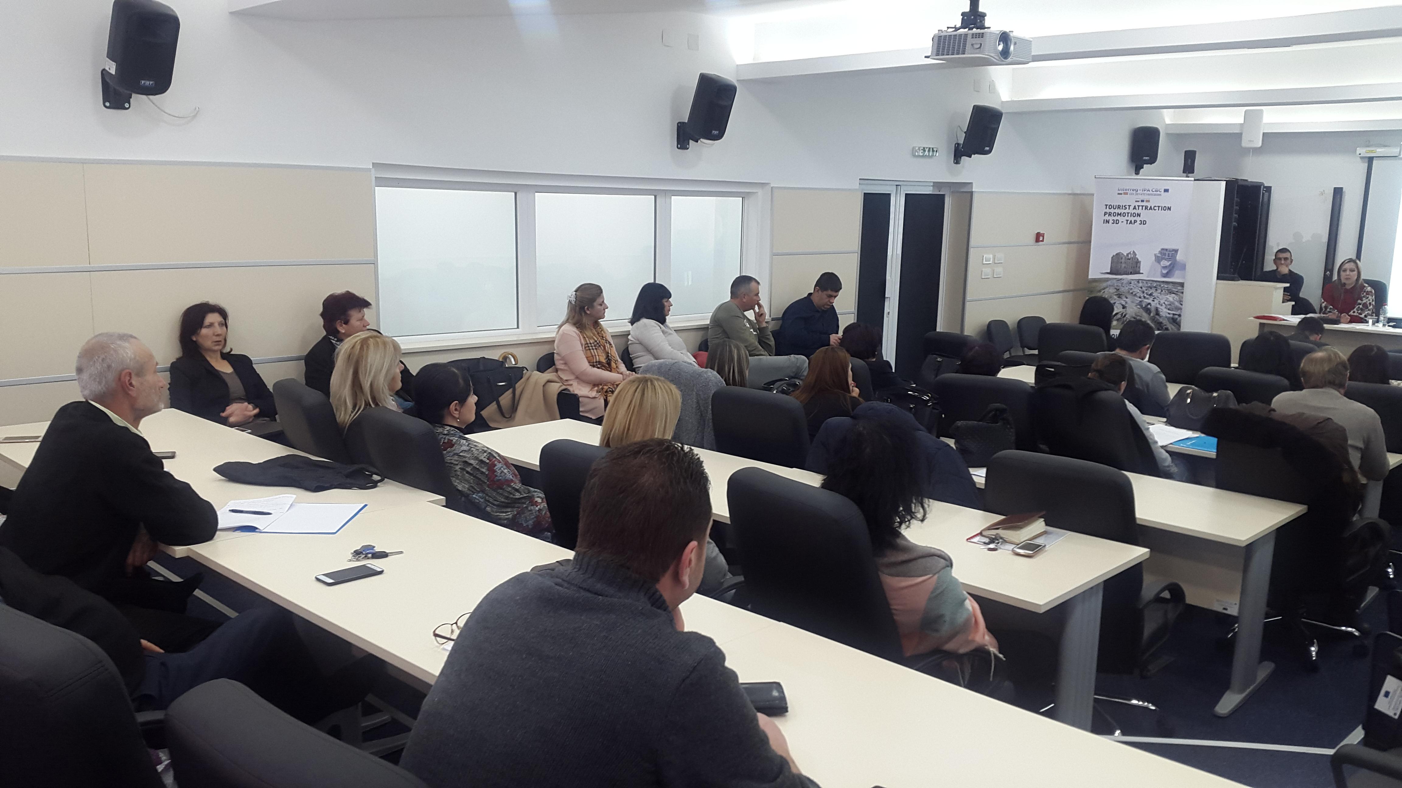 Во Општина Крива Паланка се одржа обука за канцелариско и архивско работење