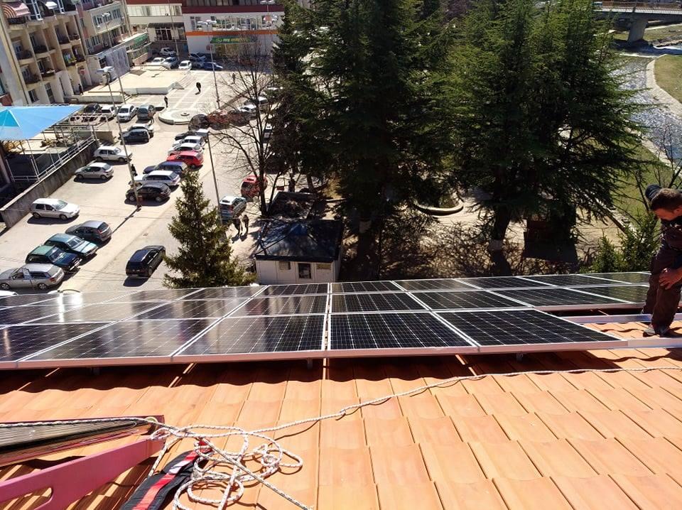 """Во Крива Паланка се реализира проектот """"Проектирање и изведба на фотоволтаични системи во рурални општини"""",  финансиран со средства од ЕУ"""