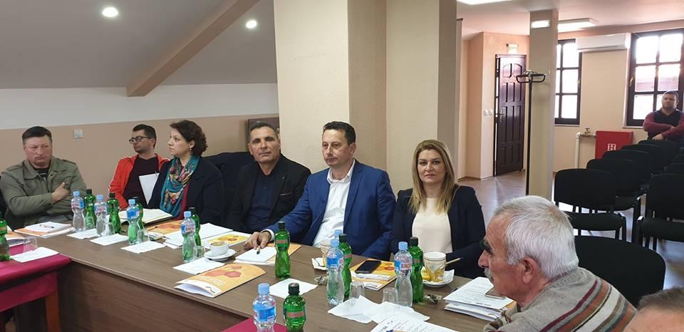 """Општина Крива Паланка домаќин на деветтиот состанок на заинтересираните страни  од пограничниот регион ,,Пчиња-Краиште"""""""