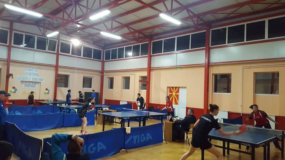 Кривопаланечките пингпонгари најуспешни на државното првенство во пинг – понг