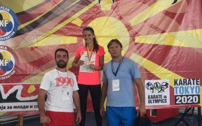 """Успешен настап на КК""""Шампион"""" на Изборниот турнир во Скопје"""