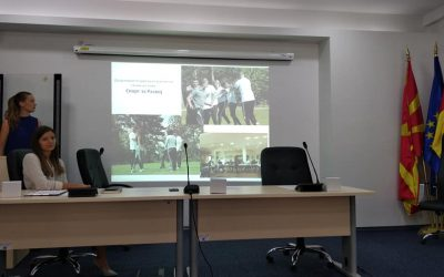"""Панел-дискусија на тема """"Спорт за сите- спорт за развој"""""""