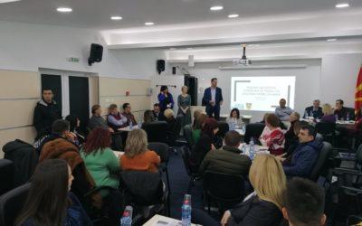 Одржана прва работилница за изработка на родово одговорна стратегија за локален развој