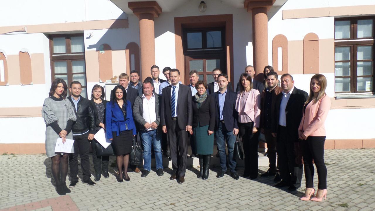 Членови на совет на Општина Крива Паланка