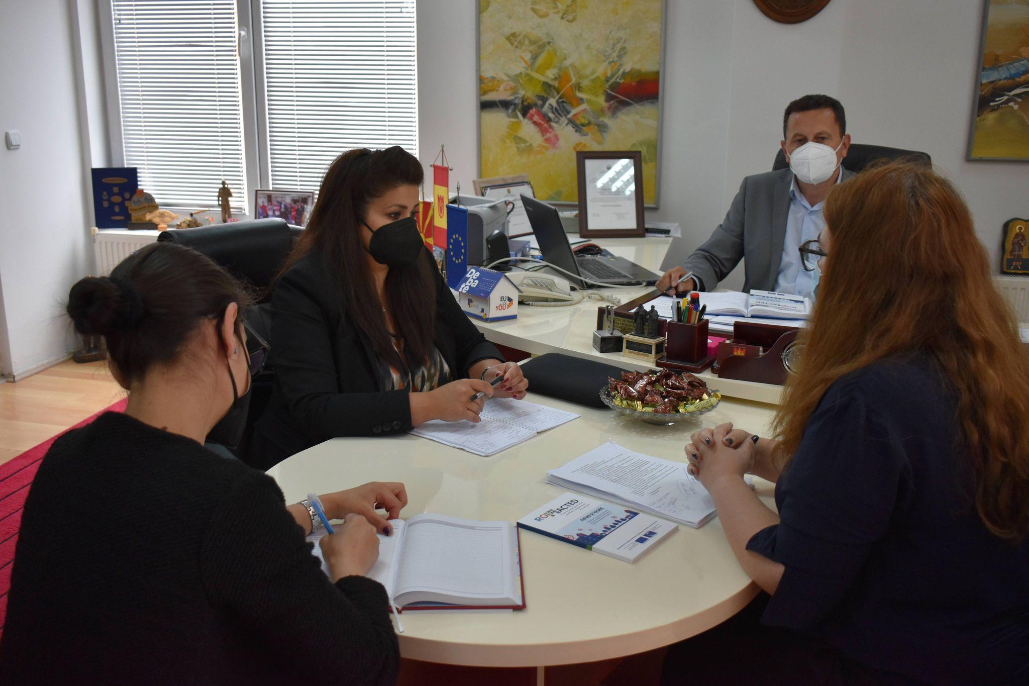 Општина Крива Паланка се вклучува во втората фаза на програмата РОМАКТЕД