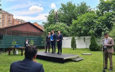 Потпишан договор за изградба на улица Вршачка како дел од ТАВ-програмата