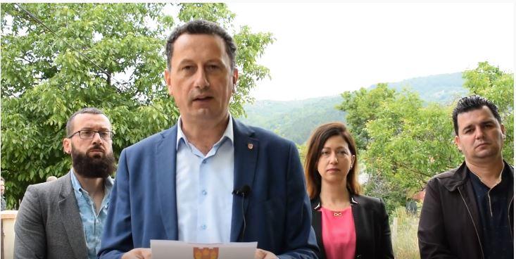 Изјава на градоначалникот Мицевски: Започнува изградбата на улица Вршачка