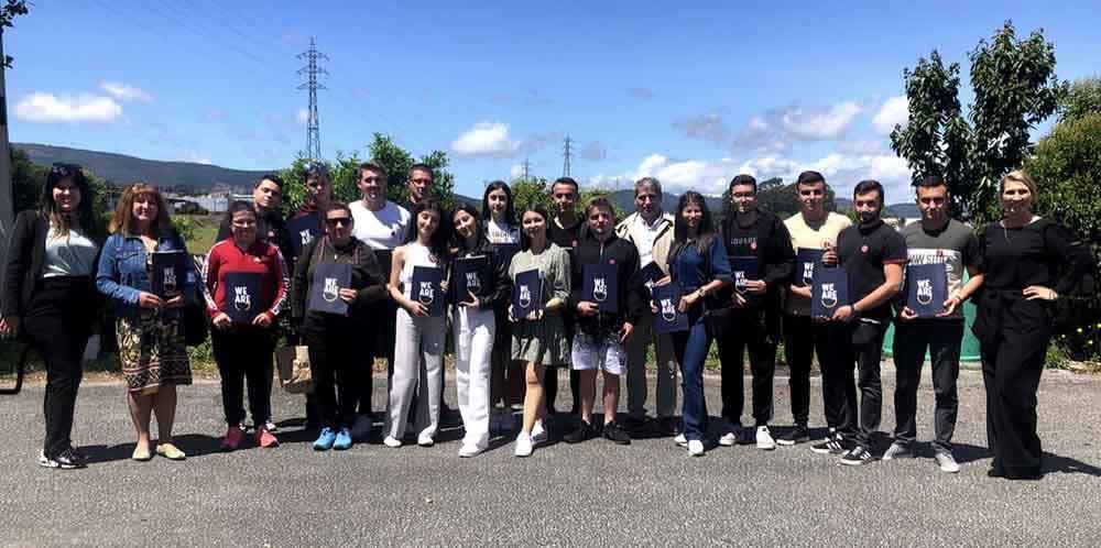 Учениците од стручните училишта од Крива Паланка, Кумaново и Тетово учеа преку работа