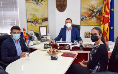 Потпишан Меморандум за соработка за спроведување на проект за инклузија на Ромите