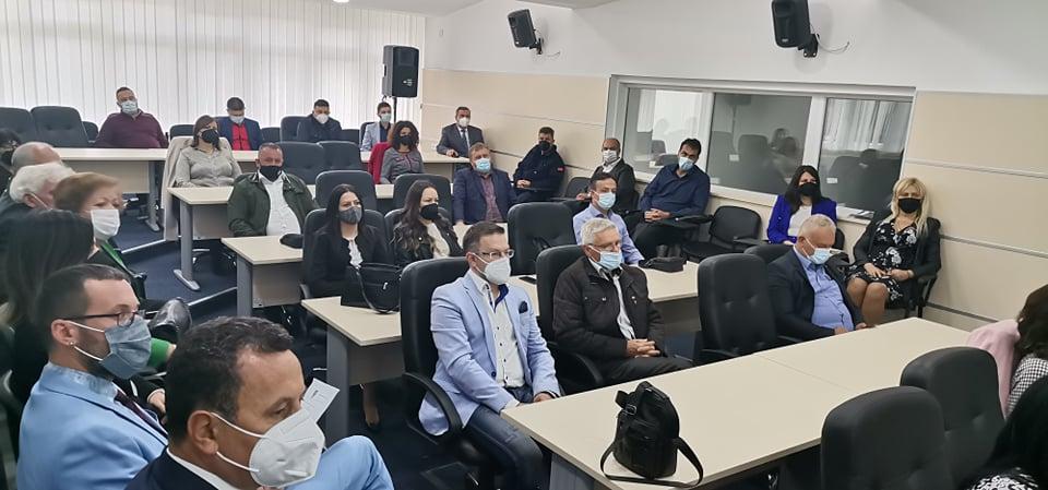 Одржана свечена седница по повод 8 Октомври, Денот на ослободување на Крива Паланка
